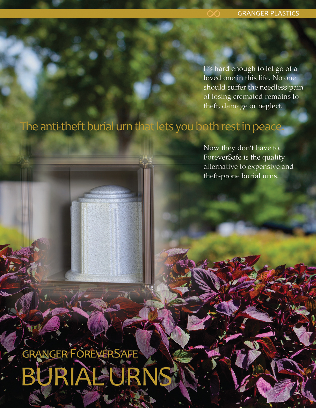 ForeverSafe™ Urn Product Information