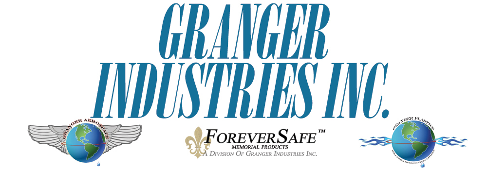 Granger Industries Logo, ForeverSafe™ A Division of Granger Industries